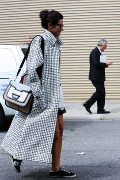 Street style from New York