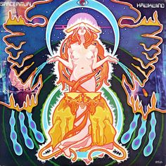 Hawkwind, Space Ritual**** (1973): I bet the guys in Tool listened to a lot of Hawkwind when they were younger, because there are times that I listen to this and it really reminds me of that band. However, unlike that band, Hawkwind starts to get a bit tedious after a while. After the 12th or 13th trippy, space song, I started to get bored. It says a lot for the quality of those first dozen or so songs that this still received 4 stars. (7/15/14)