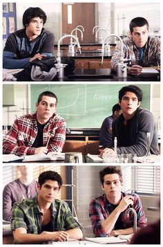 Stiles and Scott over the years. Awwww!