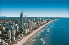 The sunny Gold Coast of Australia. Brighten your daily feeds by following us! [#AWWonInsta] [@AWWonTwit] [AWWonFace]