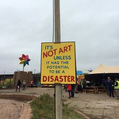 """""""Dismaland"""": Banksy's New Art Exhibition on Display in a Macabre…"""