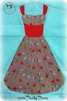 http://www.charisecreates.blogspot.com/search/label/paper pieced dress
