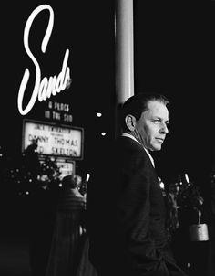 voxsart: Vegas 1960.Frank Sinatra.
