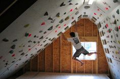Keith Marshall » Attic Conversions Are Smart Remodeling Projects ... Not in my house, but such a cool idea! Put a bunch of mats underneath and let kids work off energy!!