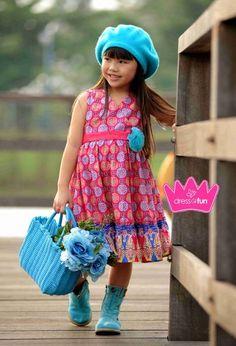 just cute. Ethnic Dress, Harajuku, Kids Fashion, Summer Dresses, Mom, Cute, Oriental, Vintage, Products