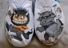 where the wild things are TOMS.. pretty much total fantasy shoes
