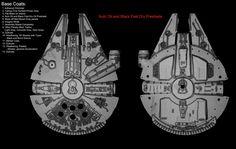 SirCharles77's Hasbro Millennium Falcon Conversion - Page 7