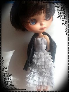 Blythe-a-Day July 2014#20: Favorite Beatles Song: Nylah...… | Flickr