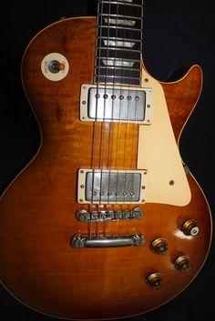 Gibson Les Paul Standard 1959 Sunburst Serial:91181