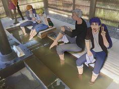 Archer Emiya, Tohsaka Rin, Shirou Emiya, Fate Stay Night Anime, Miyamoto Musashi, Anime Family, Matou, Fate Anime Series, Anime Japan
