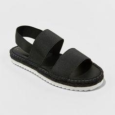 a00e601d676f Women s Noelya Ankle Strap Sandal - A New Day Black 5