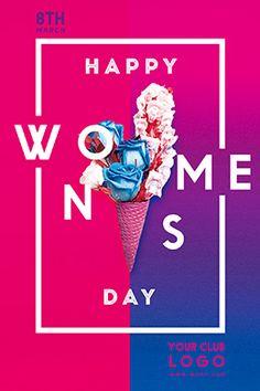 Infographics womens day flyer, holi flyer, music flyer, flyer id. Template Flyer, Free Psd Flyer Templates, Flyer Free, Flyer Design Inspiration, Design Ideas, Happy Woman Day, Happy Women, Bake Sale Flyer, Tutoring Flyer