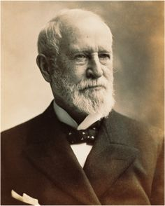 Charles Lewis Tiffany was born today 2-15 in 1812. He founded famed jewelry store Tiffany & Co in NYC in 1837. He created the country's first retail catalog. He passed in 1902.