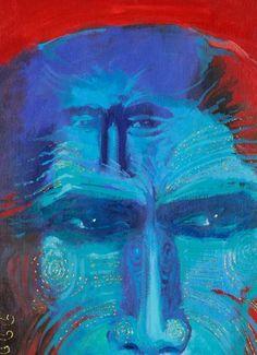 Hidden Warriors by Darcy Nicholas, Māori artist Maori Art, Kiwiana, Human Condition, New Zealand, Canvas, Warriors, Painting, Artists, Models