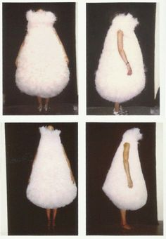 petrole:    before minus now, hussein chalayan spring summer 2000