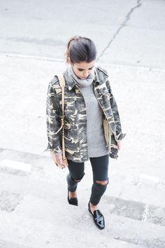 #camouflagestyle #streetstyle