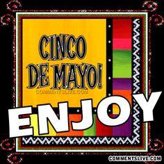 Enjoy Cinco De Mayo picture