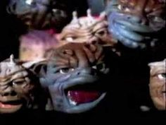 Did you have a Boglin? I lost mine and I think someday all the lost Boglins will return for revenge!!