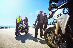 ADAC BMW Wiederaufsteiger-Training - Kooperarionstraining auf gestellten BMW Motorrädern