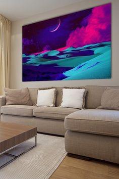 Dream Sands Canvas Wall Art $229