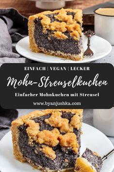 Low Calorie Vegan, Vegan Baking Recipes, Sweets Cake, Vegan Treats, How Sweet Eats, Cake Recipes, Bakery, Student Food, Sweet Ideas