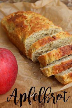 Apple bread recipe to make yourself - family recipes to cook yourself. - Apple bread recipe to make yourself – family recipes to cook yourself. Apple bread recipe to make - Apple Recipes, Bread Recipes, Cooking Recipes, Keto Recipes, Latin Food, Desserts Végétaliens, Breakfast Desayunos, Sweet Potato Toast, Apple Bread