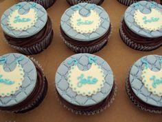 cupcakes para bebe - Buscar con Google