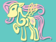 Tribal Fluttershy by Melody [©2014-2016 melody-serenata]