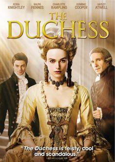 Amazon.com: DUCHESS, THE: Ralph Fiennes, Keira Knightley, Saul Dibb: Movies & TV