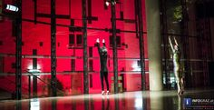 A Wall For Maria - Tanzperformance im Graz Austria, Museum, Gallery, Wall, Graz, Architecture, Roof Rack, Walls, Museums