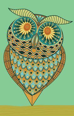 New owl! My design:)