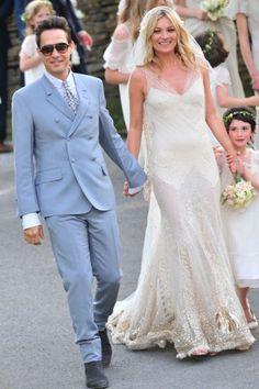 Kate Moss and JamieHince