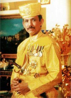 Hassanal Bolkiah,  Sultan and Prime minister of Brunei