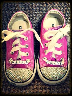 bc7fbd48a3f0 Custom converse (all stars)