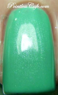 piCture pOlish Jade - Swatches and Review | Pointless Cafe