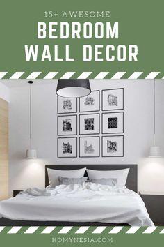53 best bedroom wall decor images rh pinterest com