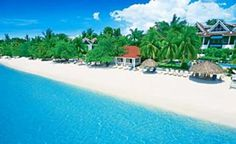Seven Mile Beach - Negril, Jamaica