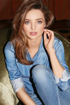 Into The Gloss exclusive photos, Miranda Kerr's 7 Rules For Adulthood. #7Obsessions