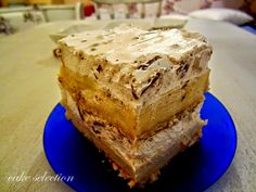 cake selection: Ledene griz kocke