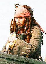 J. D. . . . . . . . pouty pirate