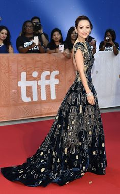Zhang Ziyi from 2016 Toronto Film Festival: Star Sightings  The Memoirs of a…