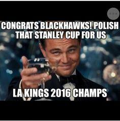566358f30d9edd867efbf7e9534e43c0 cheers meme funny shit kings hockey meme los angeles kings pinterest kings hockey,La Kings Memes