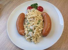 Nudelsalat Klassik, ein sehr leckeres Rezept aus der Kategorie Fleisch & Wurst. Bewertungen: 33. Durchschnitt: Ø 4,3.