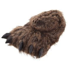 bb59cd9d500 Grizzly Bear Paw Slippers for Women and Men - C411HNPBPB5