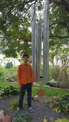 Easy DIY Design and Build Tubular-Bell Chimes from Tubes, Pipes or Rods