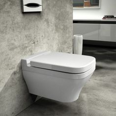Vico Wall Hung Toilet inc Soft Close Seat