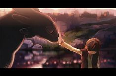 Tags: Anime, Fanart, Pixiv, How to Train Your Dragon, Toothless
