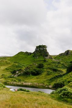 Fairy Glen // Isle of Skye: Day Two Itinerary - Amy Hirschi Creative