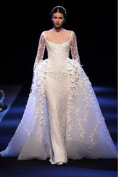 Elie Saab Haute Couture Bridal  elie saab wedding dress 2 wedding ...