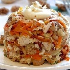 Царь салатов! Чрезвычайно вкусно